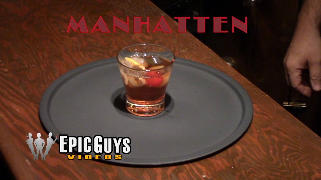 The Best Manhatten Cocktail