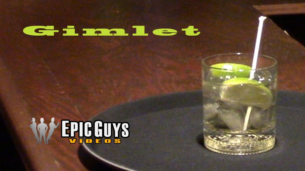 Gimlet Cocktail Recipe – Gin and Juice